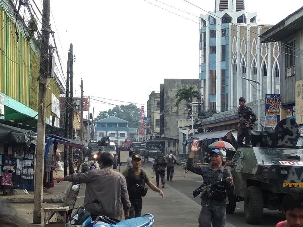 5 Anggota Abu Sayyaf Menyerahkan Diri Terkait Bom di Katedral Jolo