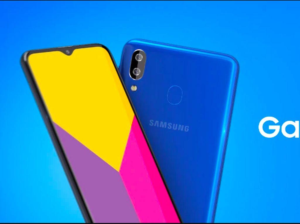 Samsung M10 dan M20 Apa Saja Perbedaannya?