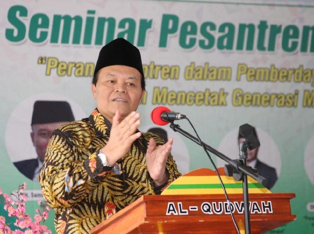 HNW Sebut Banten Wilayah Kesantrian dengan Teladan 2 Ulama Besar