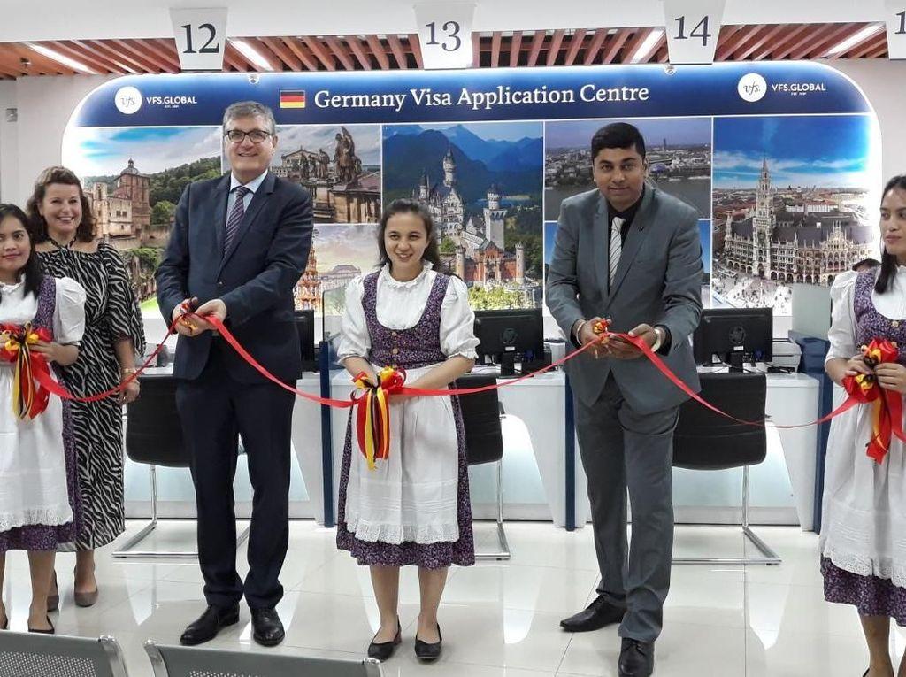 Tak Perlu ke Kedutaan, Bikin Visa Jerman Kini Cuma 7 Hari