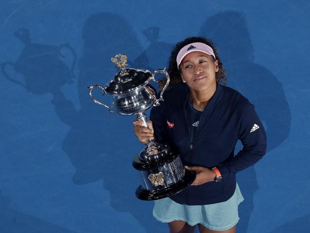 Rekor Naomi Osaka, Rekor Tenis Asia