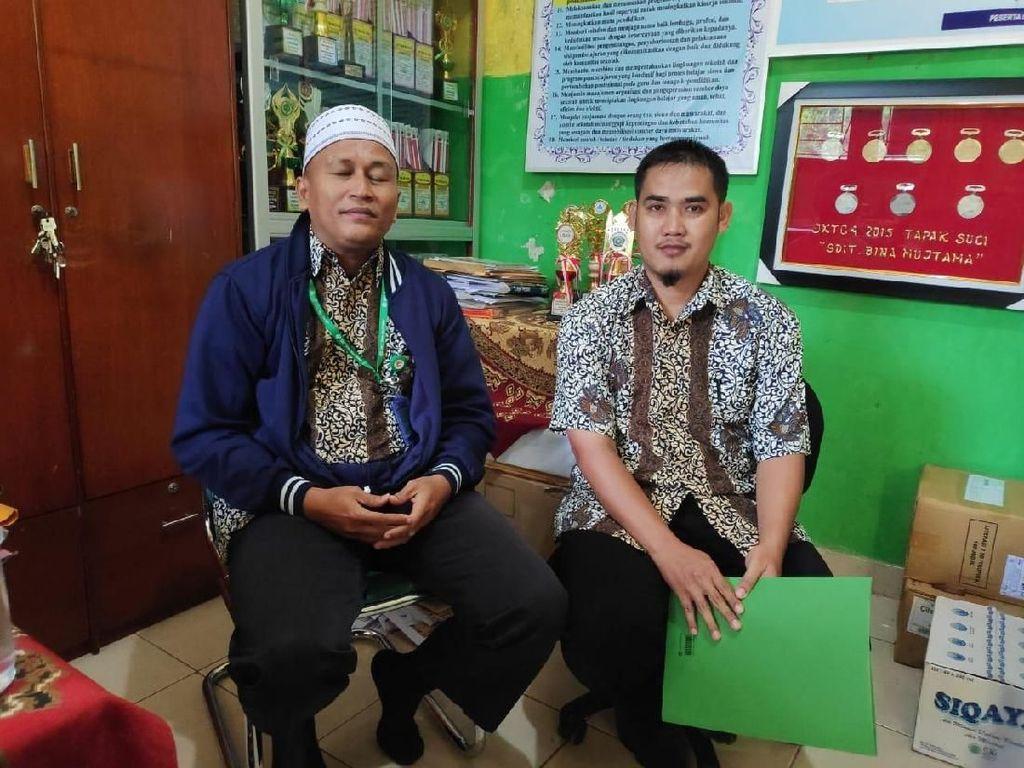 Murid Dihukum Push Up karena Nunggak SPP, Yayasan: Dia Ikut Ujian