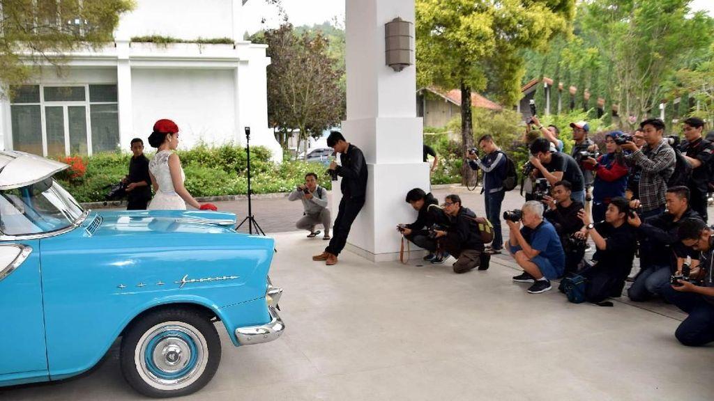 Mengintip Keseruan Pecinta Fotografi Kumpul di Bandung