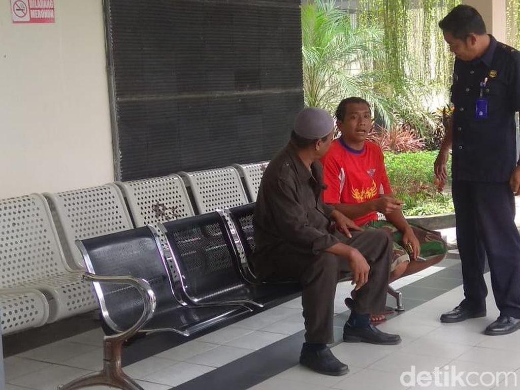 Pria Gangguan Jiwa Ngamuk saat Dirawat di RSUD Kota Mojokerto