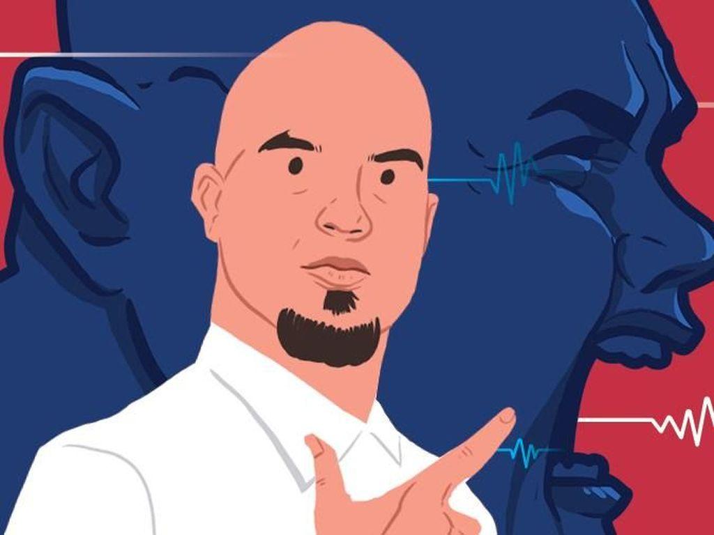 Album Ideologi Sikap Otak dan Ahmad Dhani Riwayatmu Kini