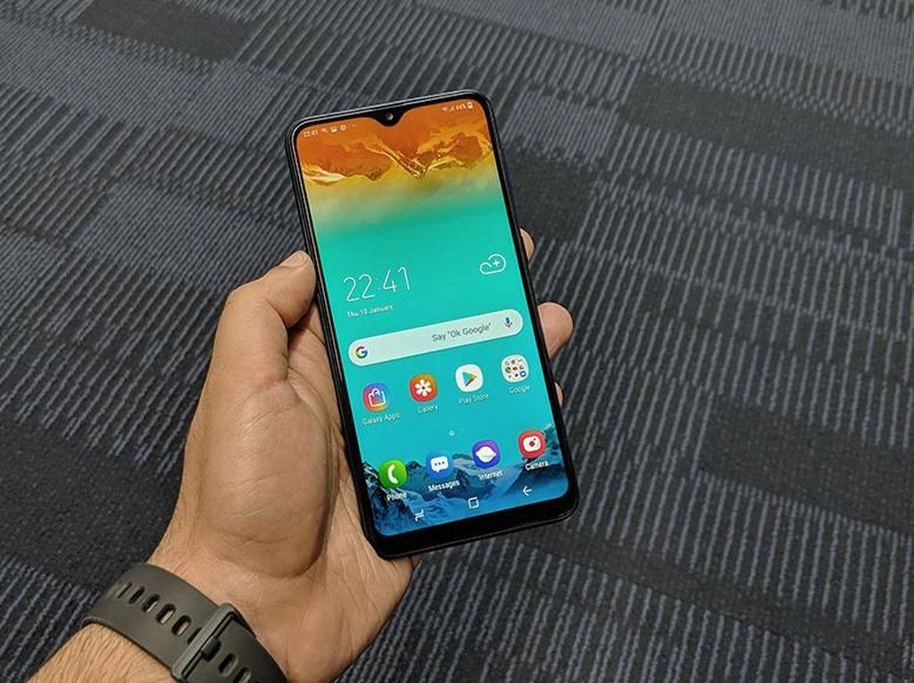 Galaxy M10 Dijual Mulai 27 Maret di Indonesia, Ini Harganya