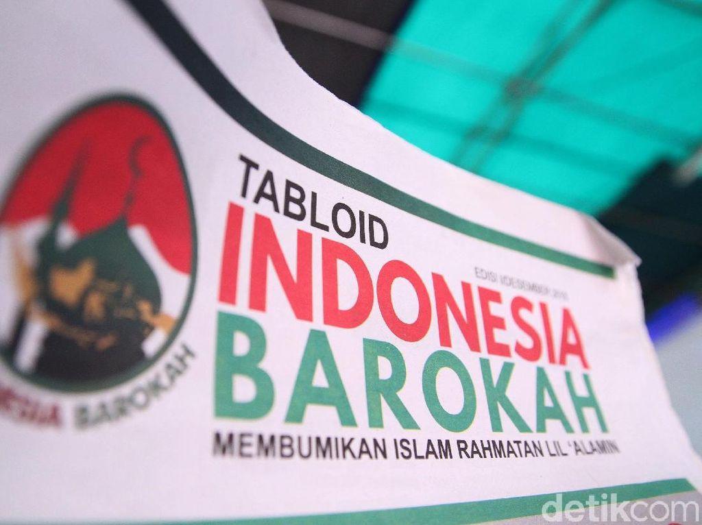 Kesimpulan Dewan Pers: Indonesia Barokah Bukan Pers