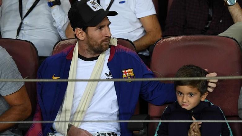 Lionel Messi Sering Dimintai Penjelasan Oleh Thiago Jika Main Jelek