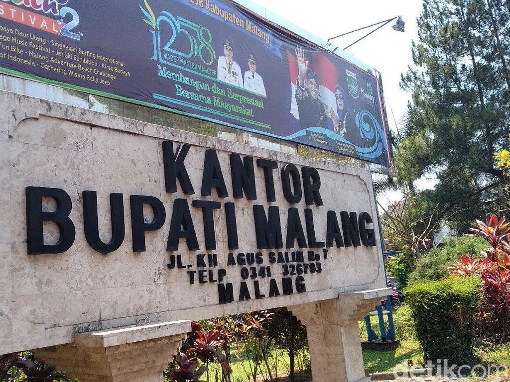 Ditahan KPK, Rendra Kresna Diminta Mundur Sebagai Bupati Malang