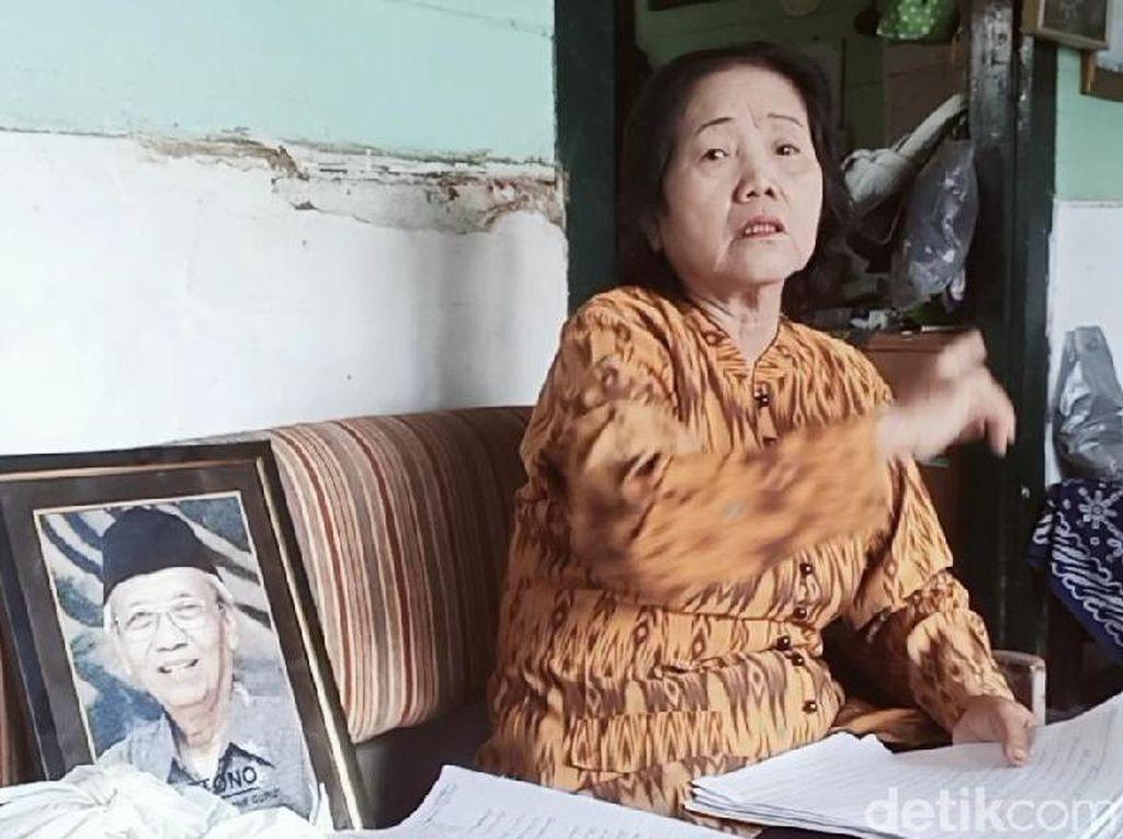 Janji Wawali Madiun untuk Istri Pencipta Lagu Hymne Guru