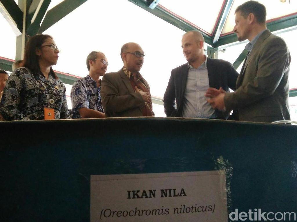 Purworejo Ajak Hungaria Kembangkan Bidang Perikanan dan Kelautan