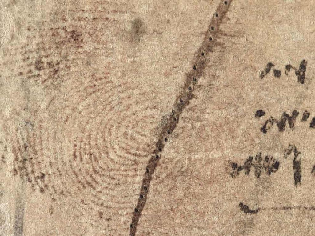 Langka! Sidik Jari Leonardo da Vinci Ditemukan di Lukisannya