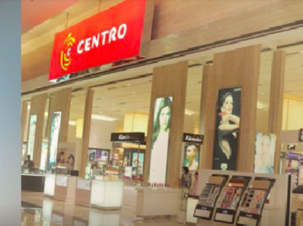Sepi Pengunjung, Centro Plaza Semanggi Tutup