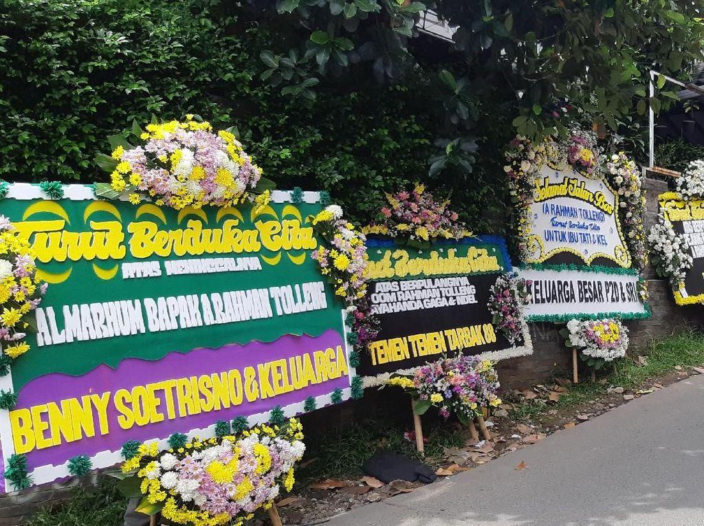 Aktivis Rahman Tolleng Dikebumikan di Bandung