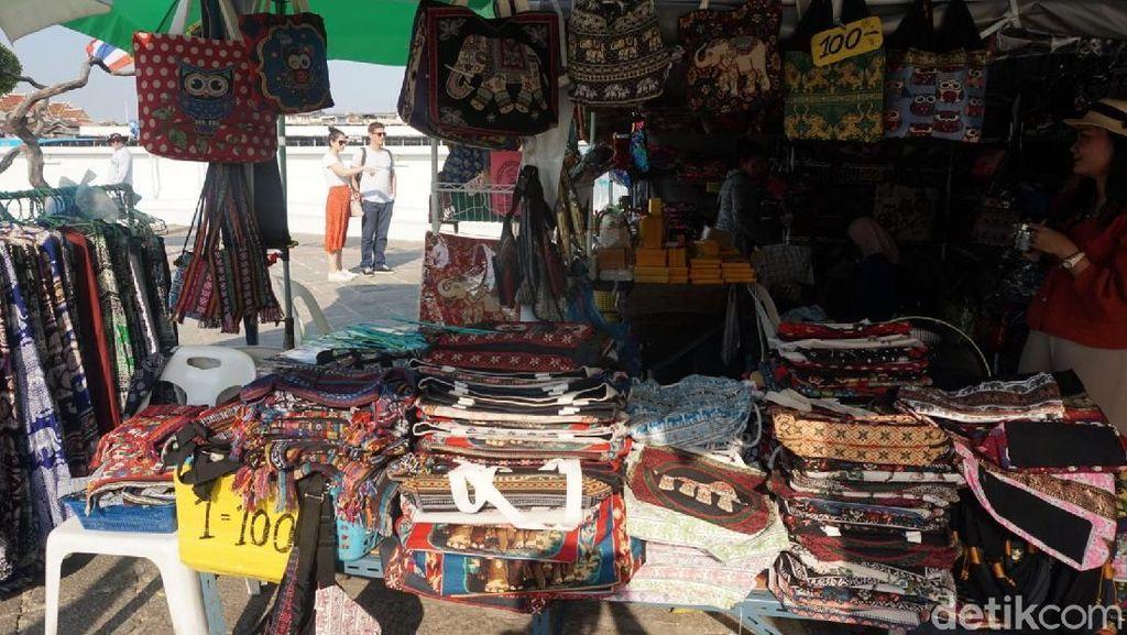 Foto: Aneka Tempat Belanja di Thailand yang Bisa Pakai Rupiah