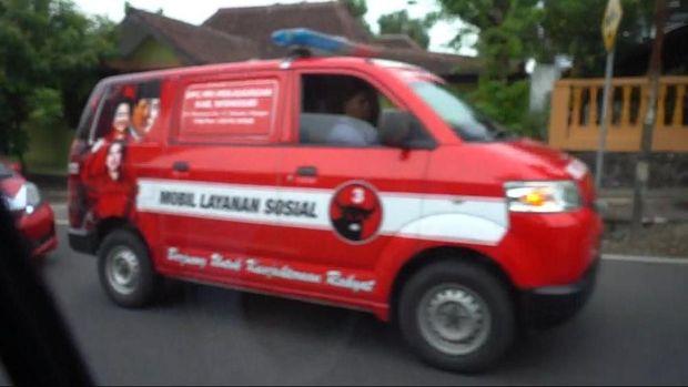 Sandiaga di Wonogiri: Diteriaki Pendukung Jokowi hingga Dikawal PDIP