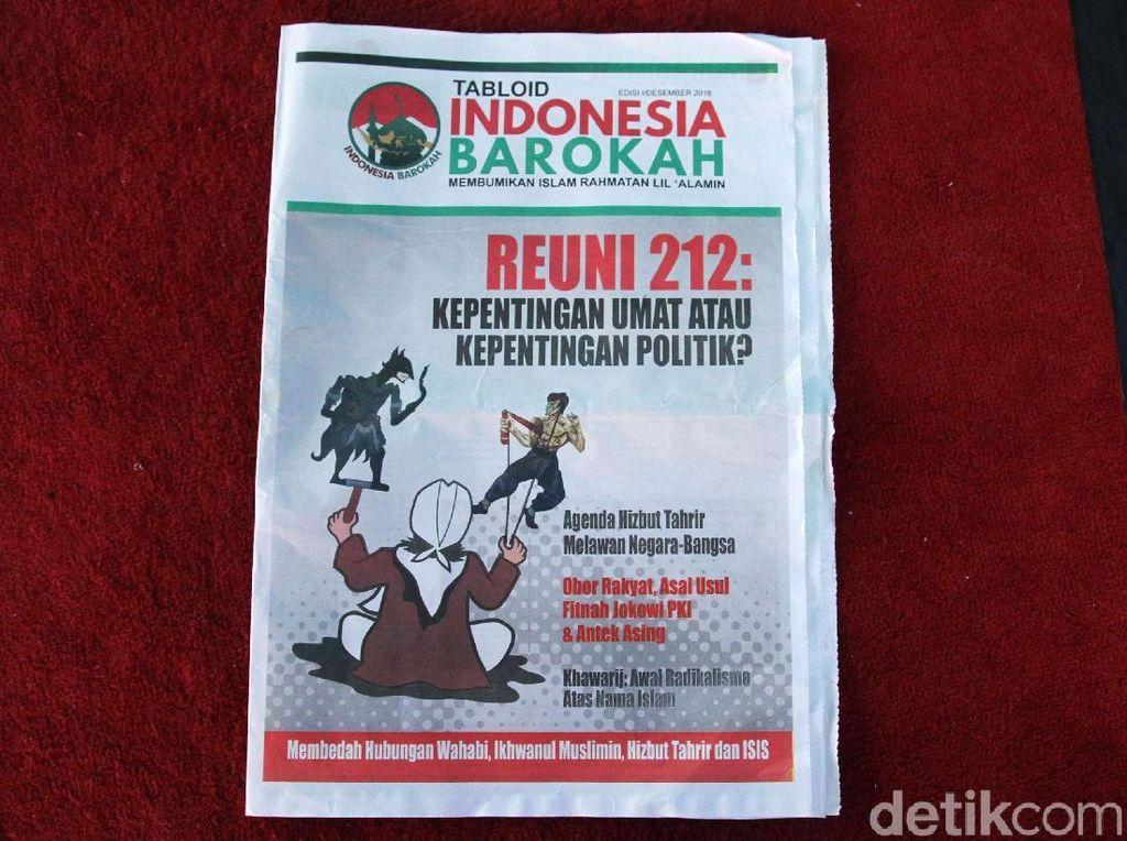 Tabloid Indonesia Barokah Tersebar di Bekasi, Wali Kota: Jangan Dibaca!