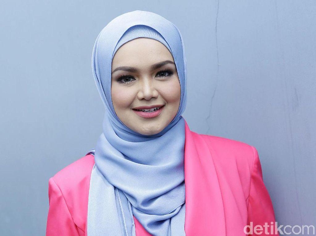 Cerita Siti Nurhaliza soal Perkembangan Anaknya yang Sudah 10 Bulan