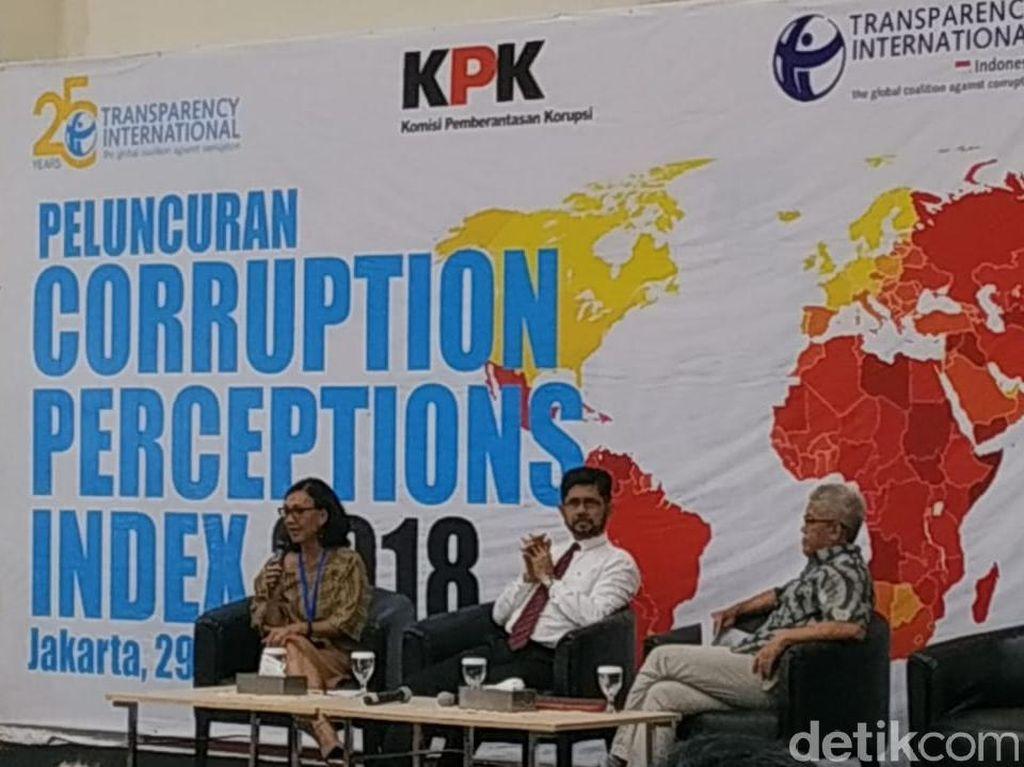 KPK: Harusnya Aktor Politik Teladan Antikorupsi, tapi Malah Merusak