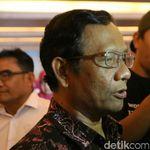 Mahfud Md Puji KPU: Sekarang Sudah Independen