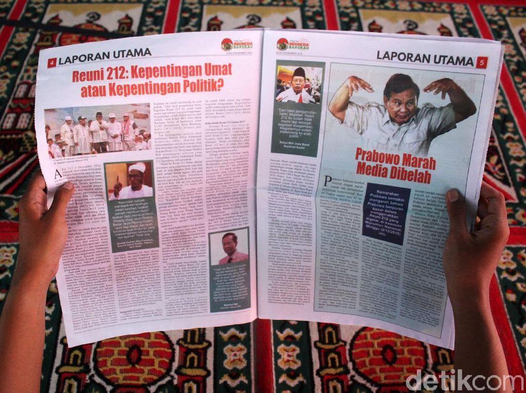 Wartawan Indonesia Barokah Tak Ada di Data Dewan Pers