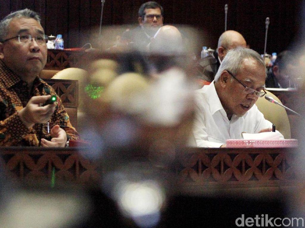 DPR Panggil Menteri PUPR Bahas Evaluasi Anggaran 2019
