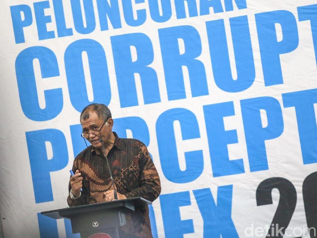 Indonesia Ranking 89 Indeks Persepsi Korupsi Dunia