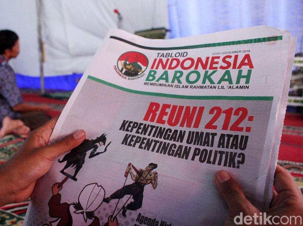 Tabloid Indonesia Barokah Juga Tertahan di Kantor Pos Pekanbaru
