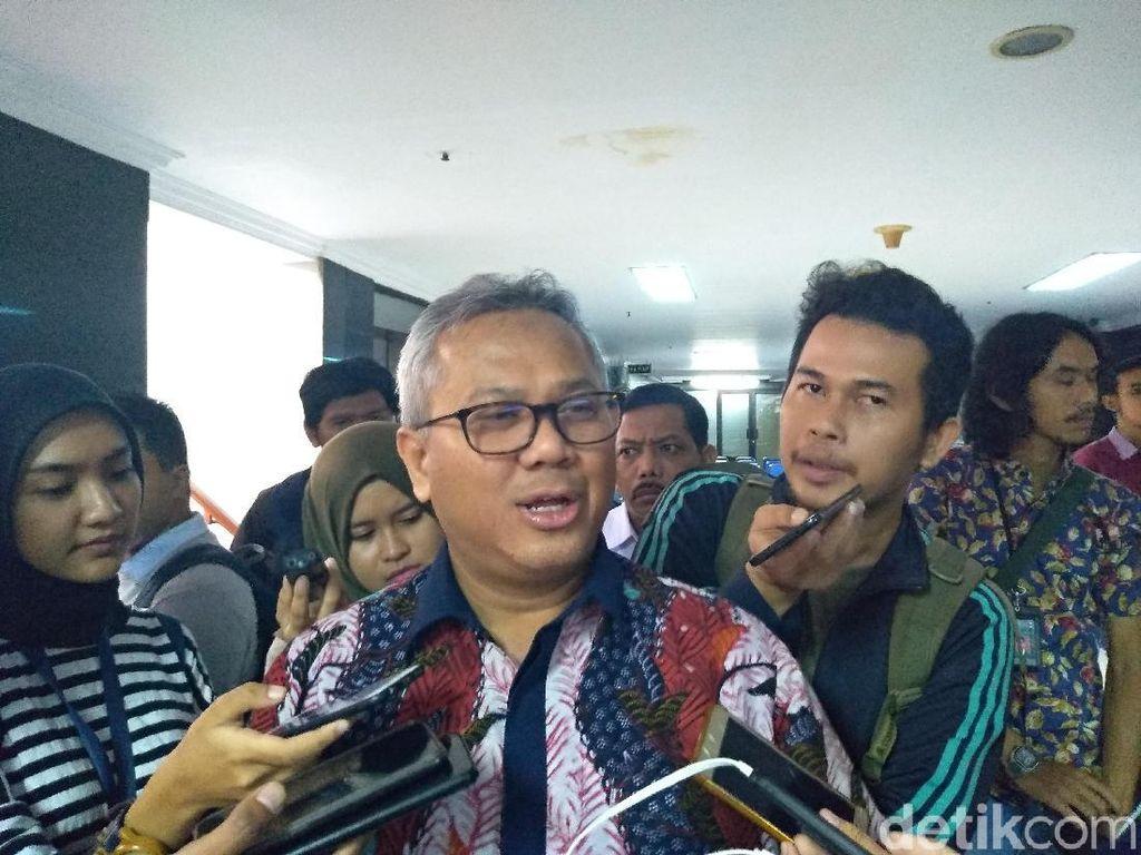 KPU Gelar Rapat soal Santunan untuk Petugas KPPS yang Meninggal