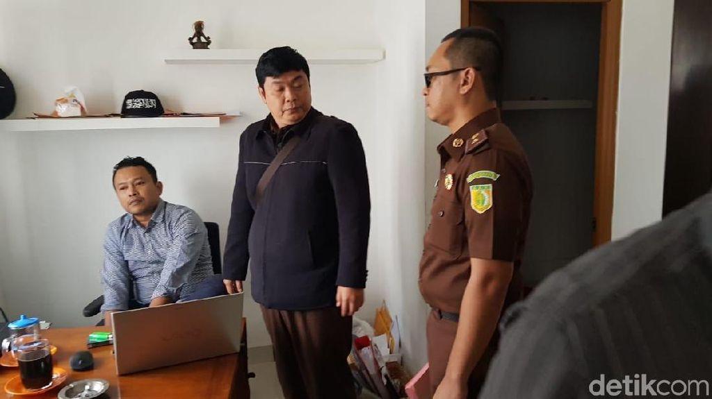 Tampang Buron Korupsi Rp 4,4 M yang Diciduk Trio Kejaksaan-KPK-Polri