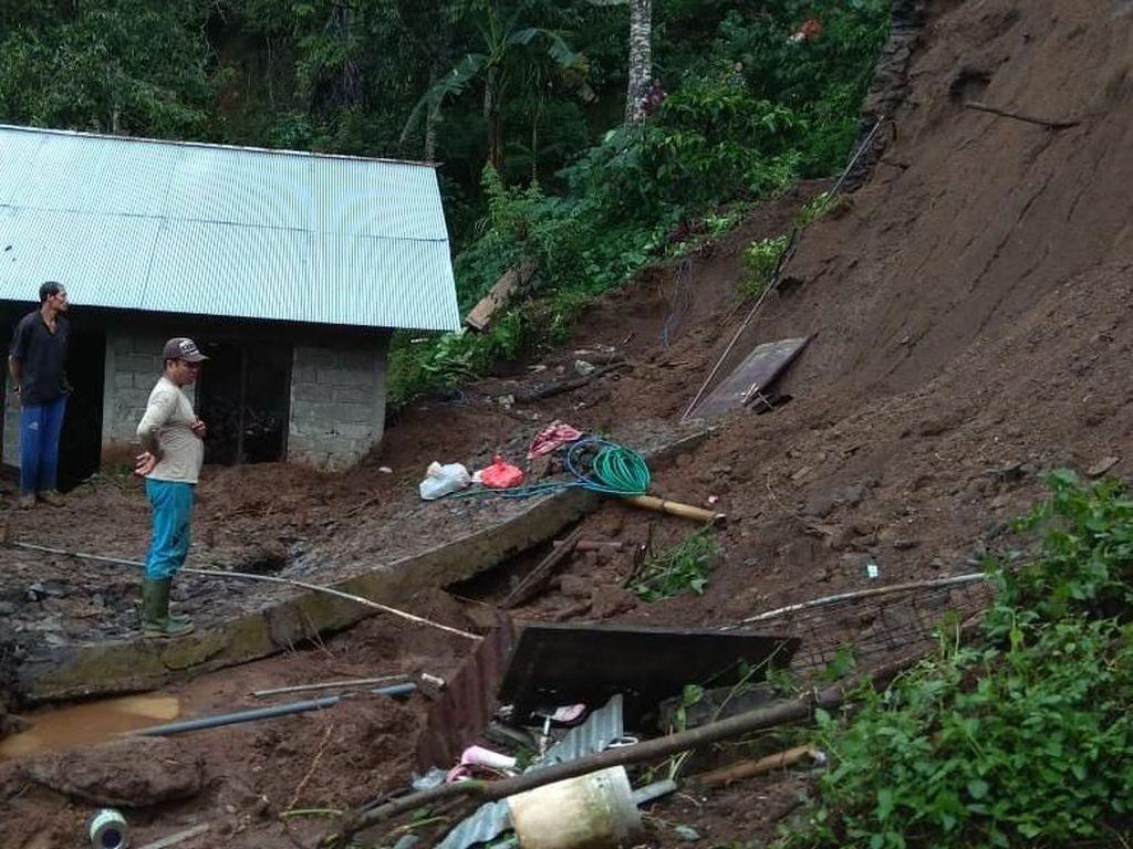 Satu Keluarga di Buleleng Bali Tewas Tertimbun Longsor