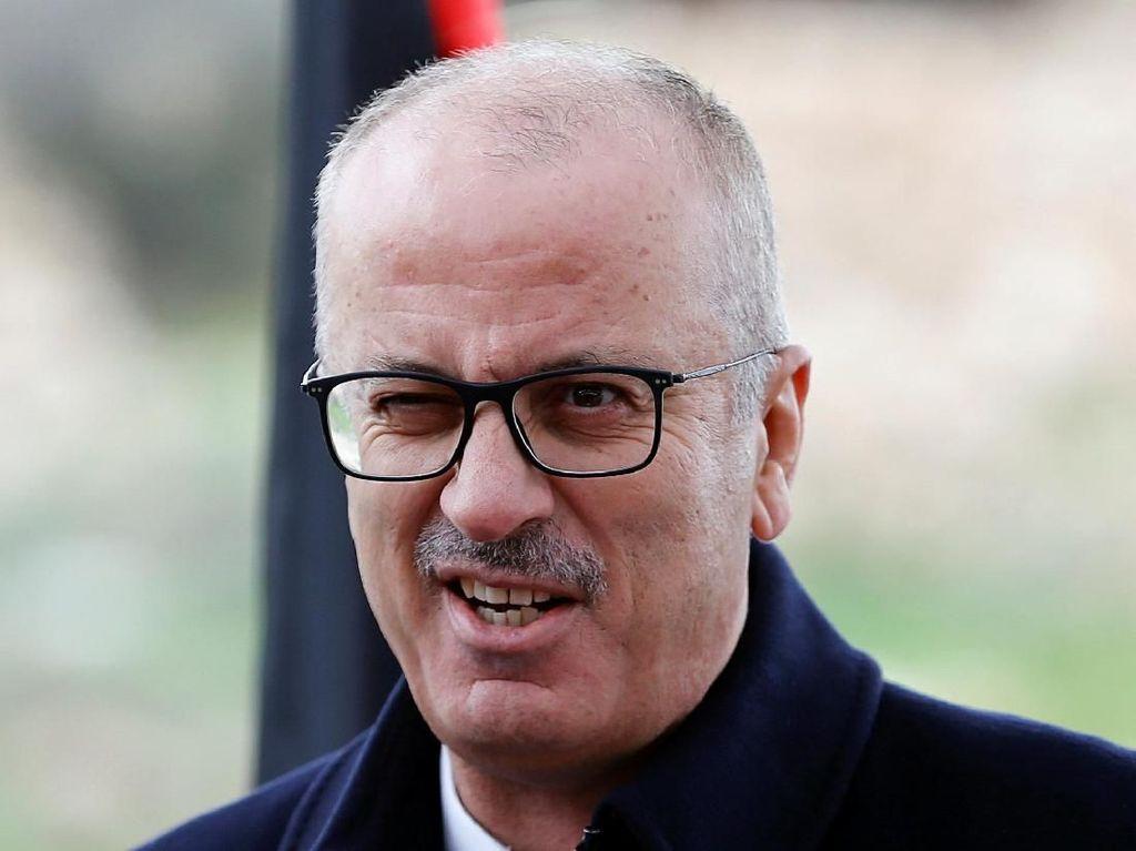 PM Palestina Mengundurkan Diri dari Jabatannya