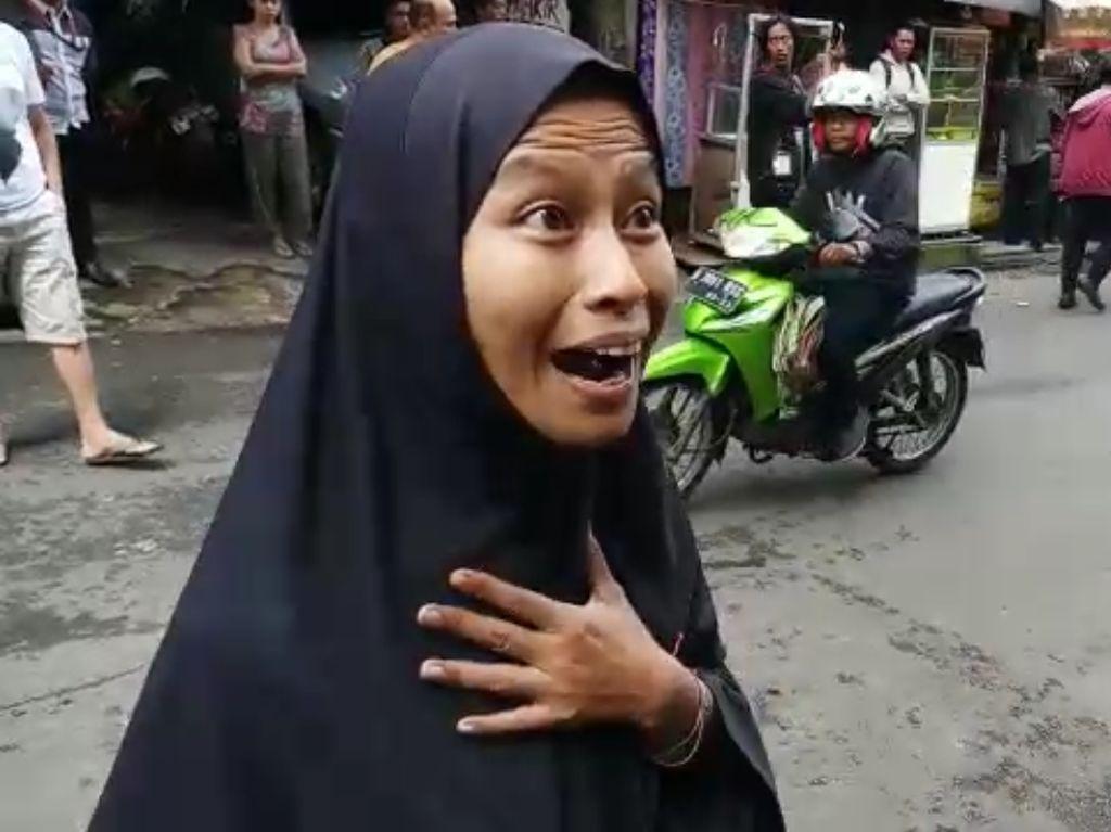 Razia Parkir Liar di Tebet, Ibu Ini Protes Dishub Tebang Pilih