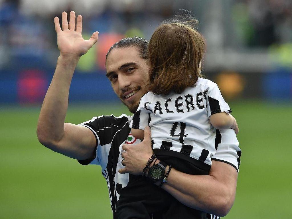 Karena Juventus adalah Rumah Caceres