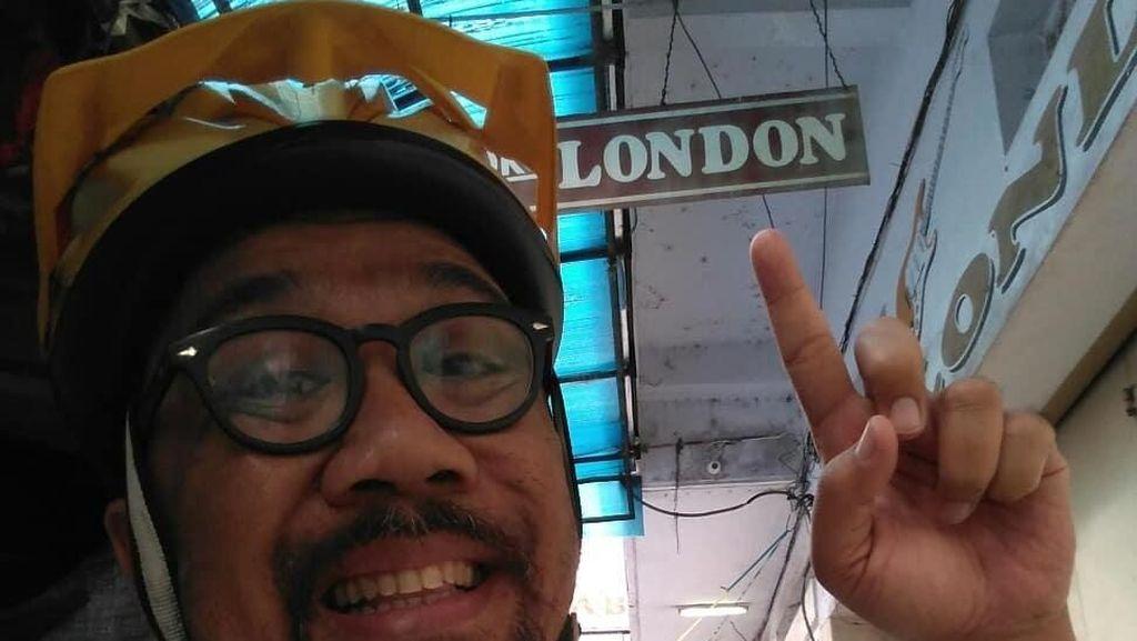Naik Sepeda dari Semarang Sampai Paris, Pria Ini Bikin Netizen Ngakak