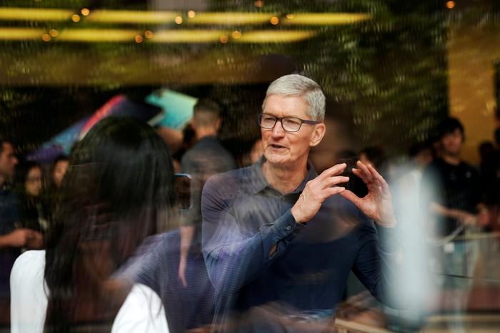 CEO Apple Tim Cook. Foto: Reuters