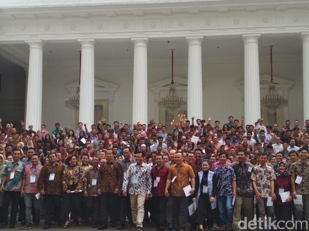 Soal Izin Tangkap Ikan, Jokowi: Masa Zaman IT Berbulan-bulan