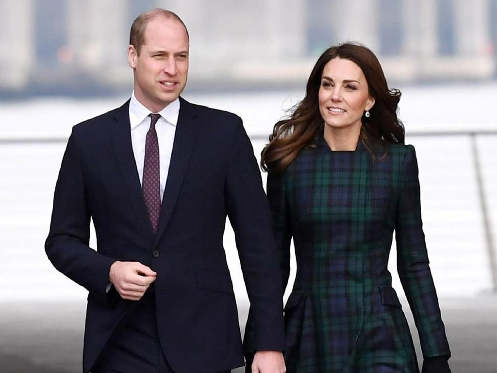 Pernilkahan Pangeran William dan Kate Middleton Di Ujung Tanduk?
