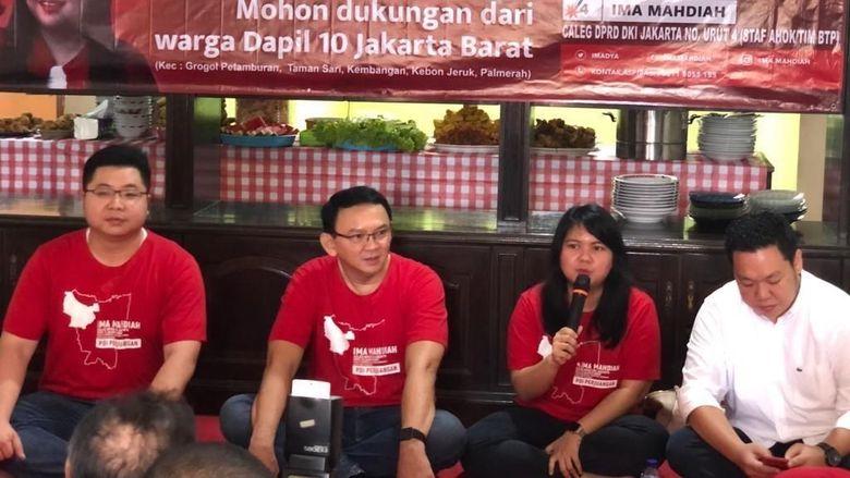 Ahok: Saya Ditahan 20 Bulan, Mau Jalan-jalan 2 Bulan Wajar Ya