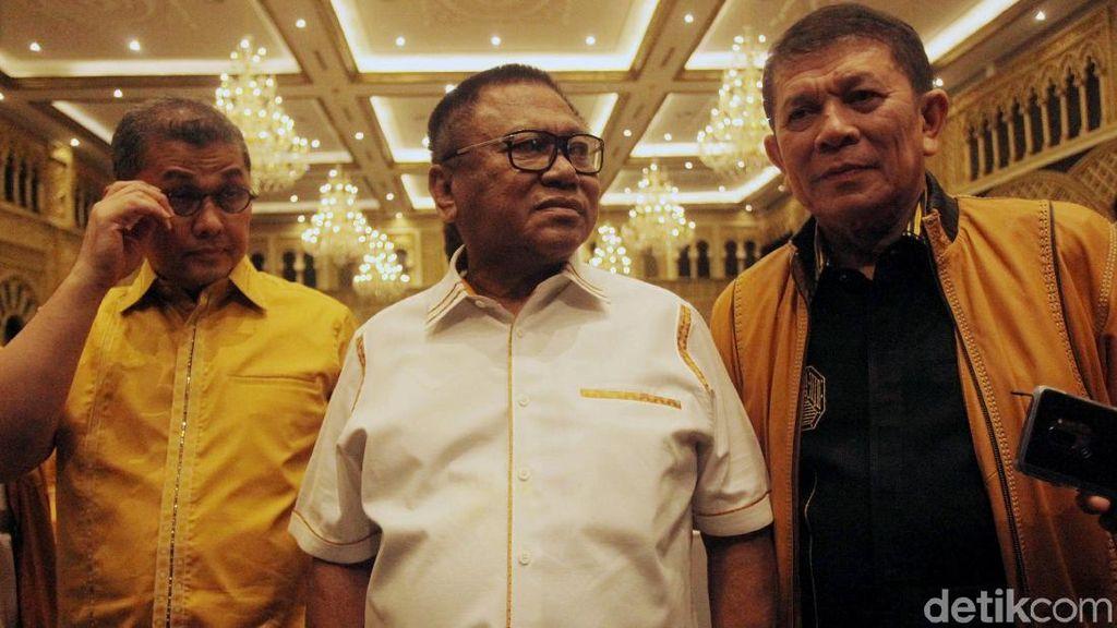 OSO dan Pengurus DPD Hanura Gelar Rapat Koordinasi Pemilu 2019