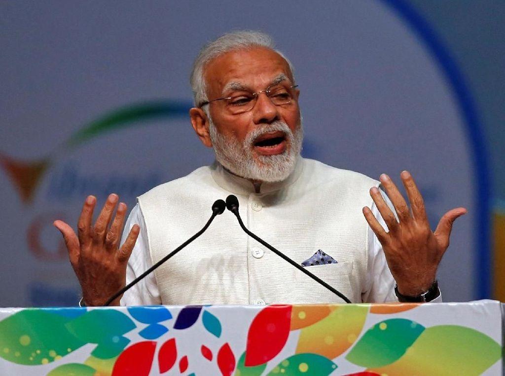 India Gelontorkan Rp 3.990 T Buat Redam Dampak Corona