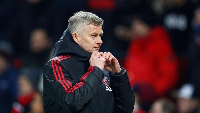 Manchester United mengangkat Ole Gunnar Solskjaer sebagai manajer permanen (Foto: Jason Cairnduff/Reuters)
