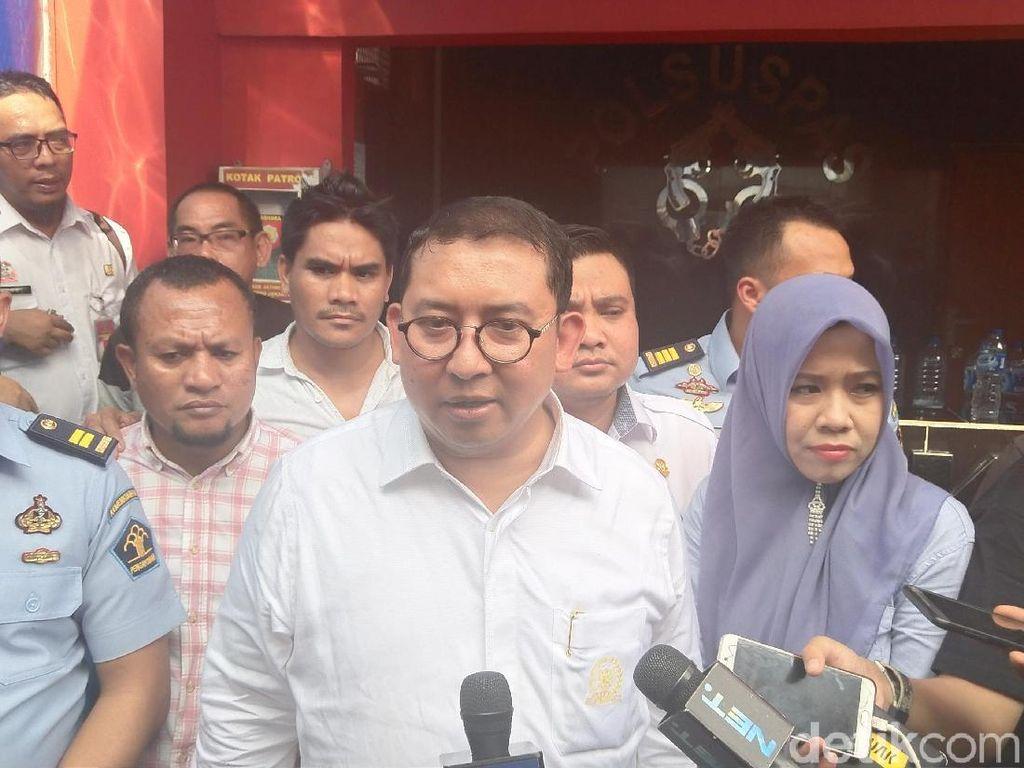 Fadli Zon Pertanyakan Putusan Hakim: Penahanan Ahmad Dhani Aneh, Tak Lazim