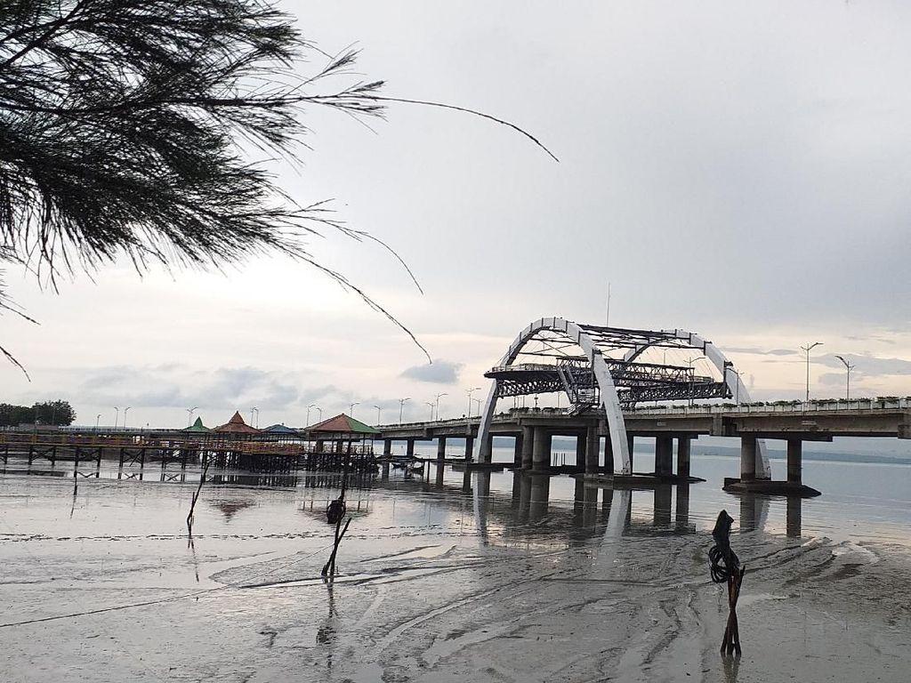 Jembatan Suroboyo akan Dibuka, Air Mancur Menari Kembali Bergoyang