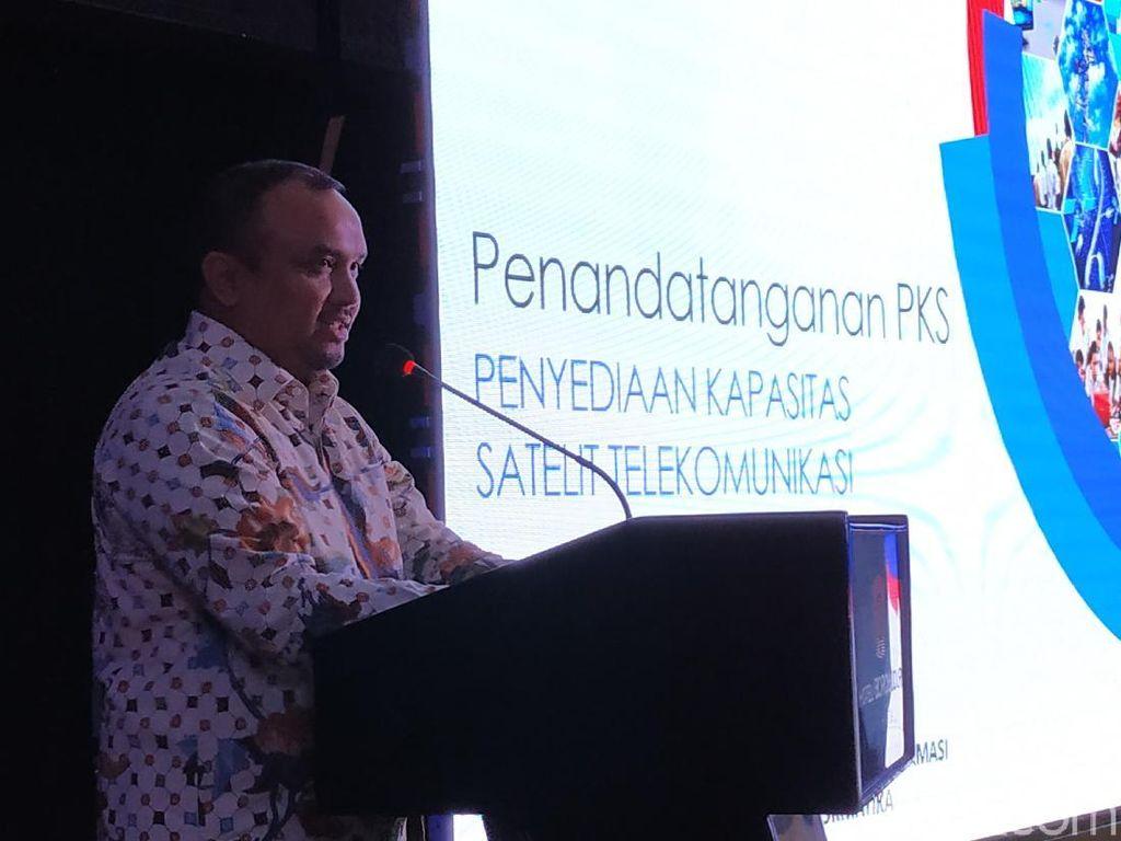 Indonesia Akan Punya Satria buat Layanan Internet Cepat
