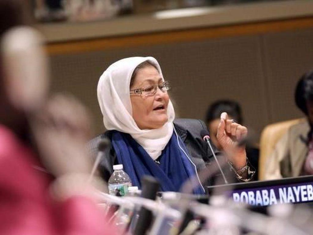 Laki-Laki Afghanistan Enggan Perempuan di Negaranya Lebih Bebas