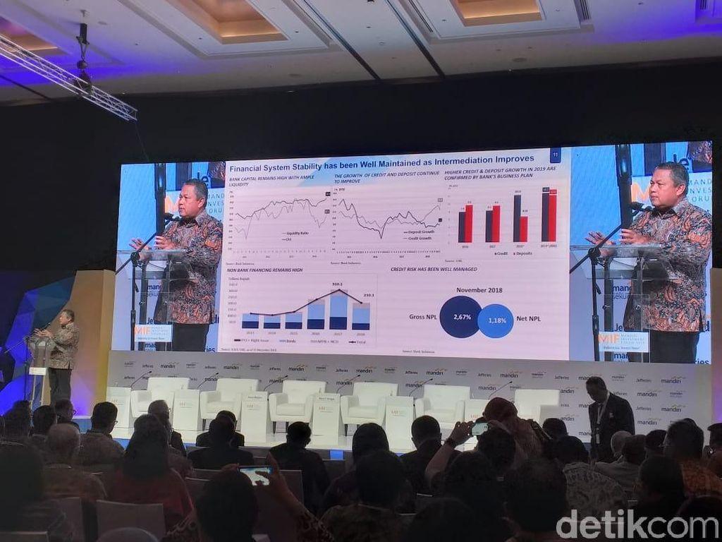 Gubernur BI Yakinkan Investor Rupiah Bisa Menguat di 2019