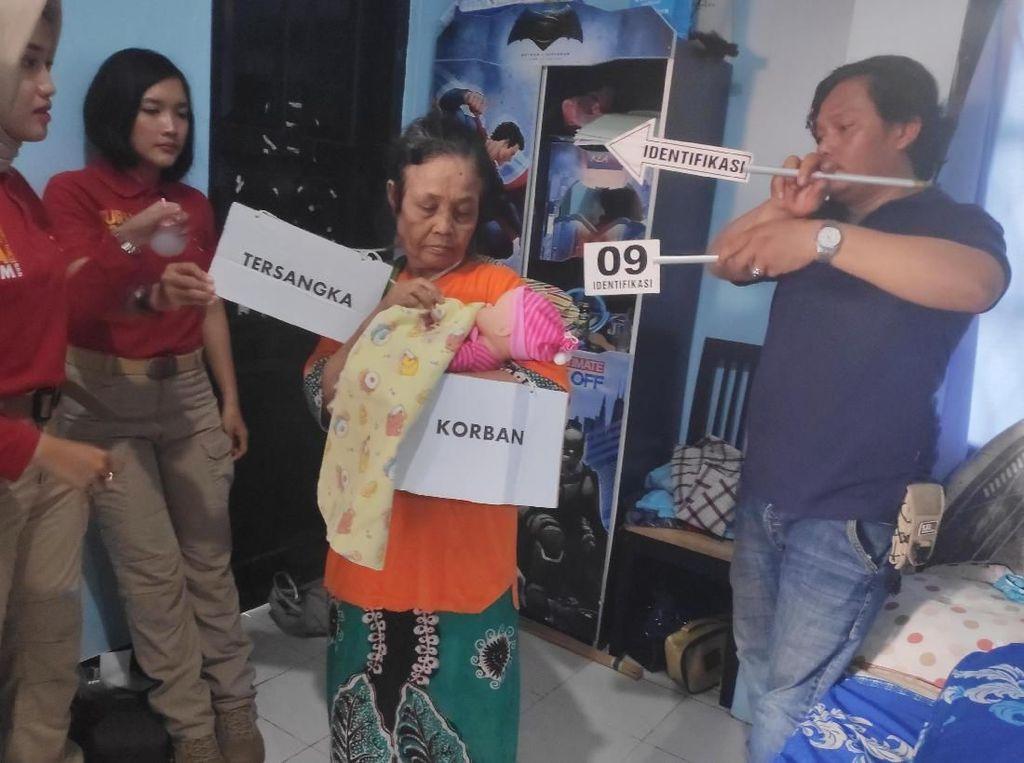 Polisi Cek Kejiwaan Pengasuh yang Aniaya Bayi hingga Tewas di Depok