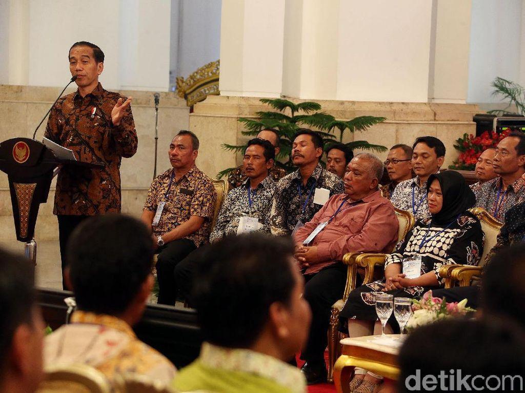 Nelayan Morotai Ngadu ke Jokowi Tak Bisa Jual Ikan Gara-gara Bupati
