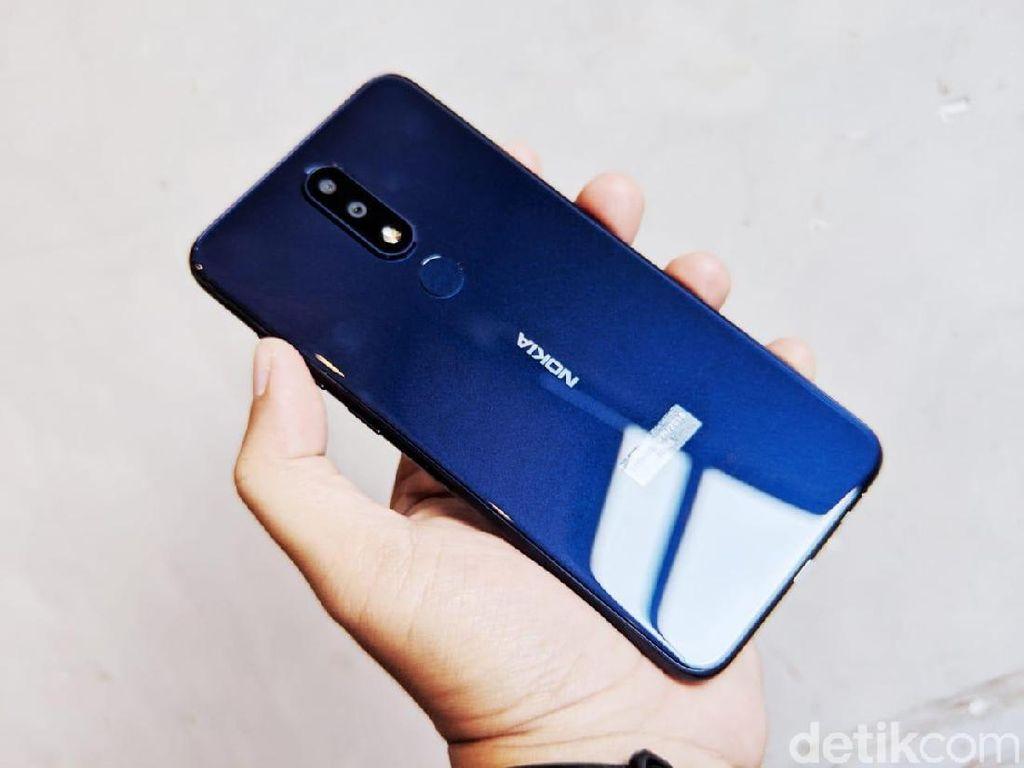 HMD Global Tercyduk Garap Nokia Captain America